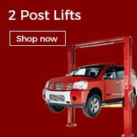 Our Best Selling Two Post Lifts