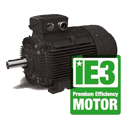 IE3 Air Compressor Motors