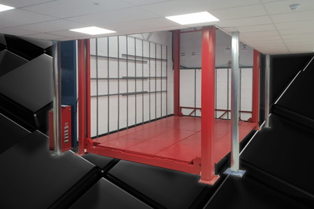 Mezzanine Height High Access Lifts from Garage Equipment Online