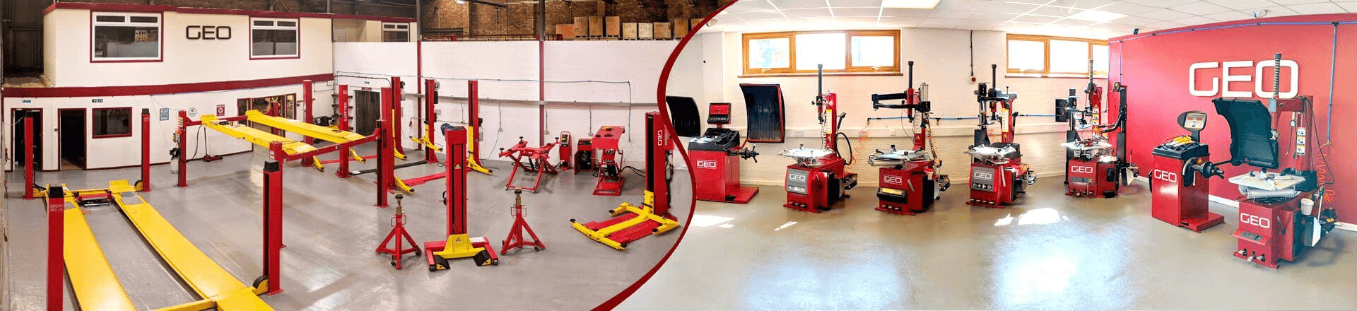 Garage Equipment Supplies from Garage Equipment Online