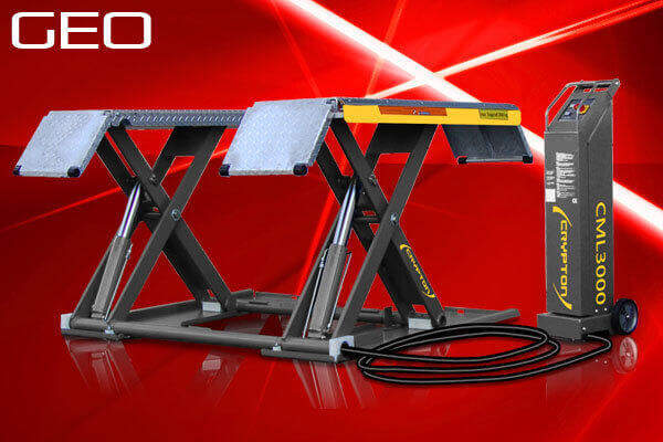 Scissor Lifts from GEO