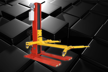 Single Post Lifts from Garage Equipment Online