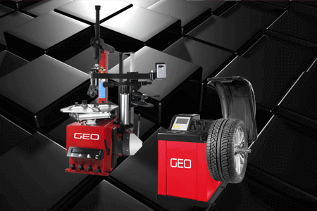 Tyre Changer and Wheel Balancer Packages from Garage Equipment Online