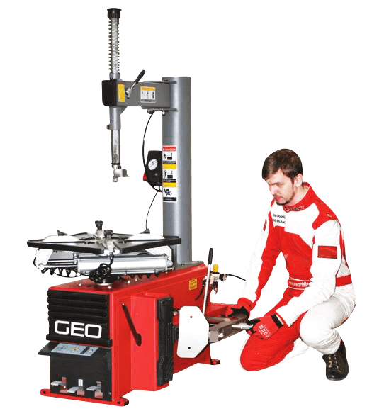GEO Pro Semi Automatic Tyre Changer