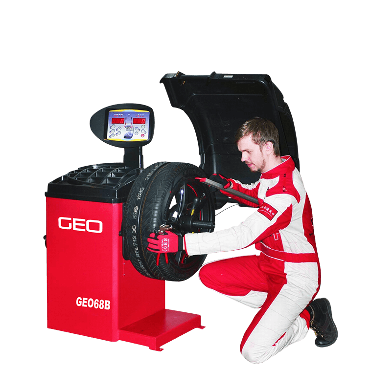 GEO Pro Fully Automatic Wheel Balancer