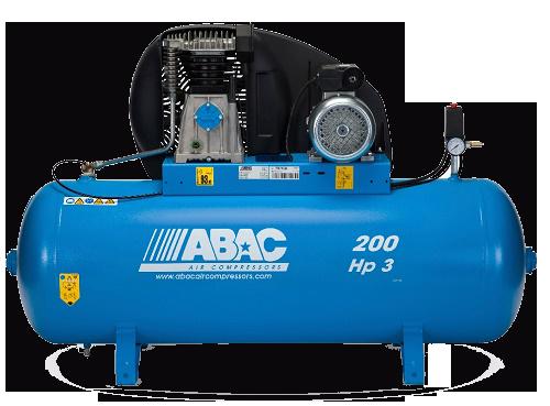 Abac Blue Line Air Compressor Garage Equipment