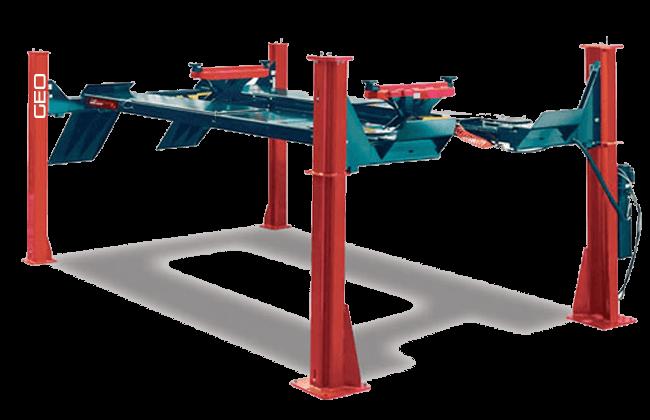 4 Post Car Lifts: Standard, Wheel Alignment And ATL Car Lifts
