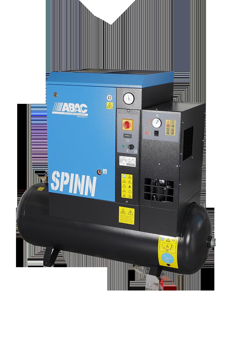 Abac Spinn Air Compressor Garage Equipment