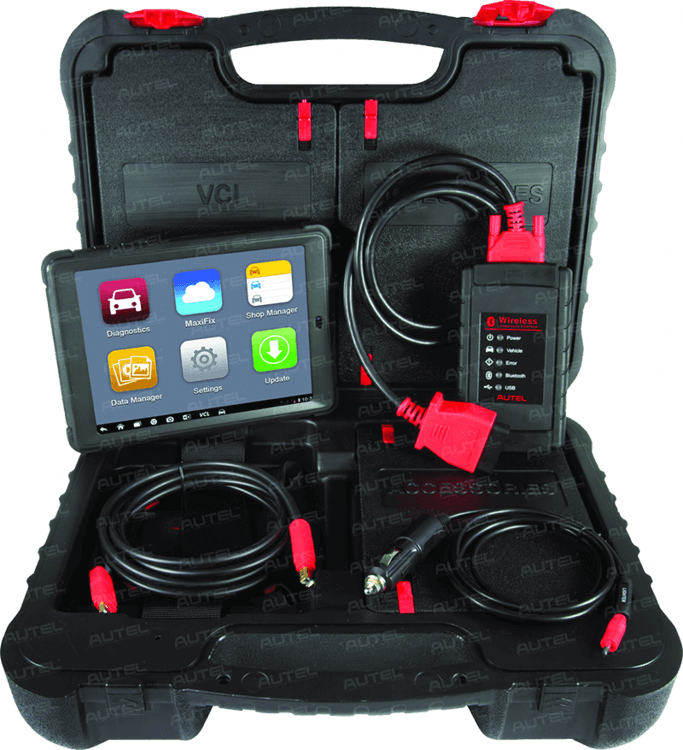 Maxisys MS905 OBD Fault Code Reader