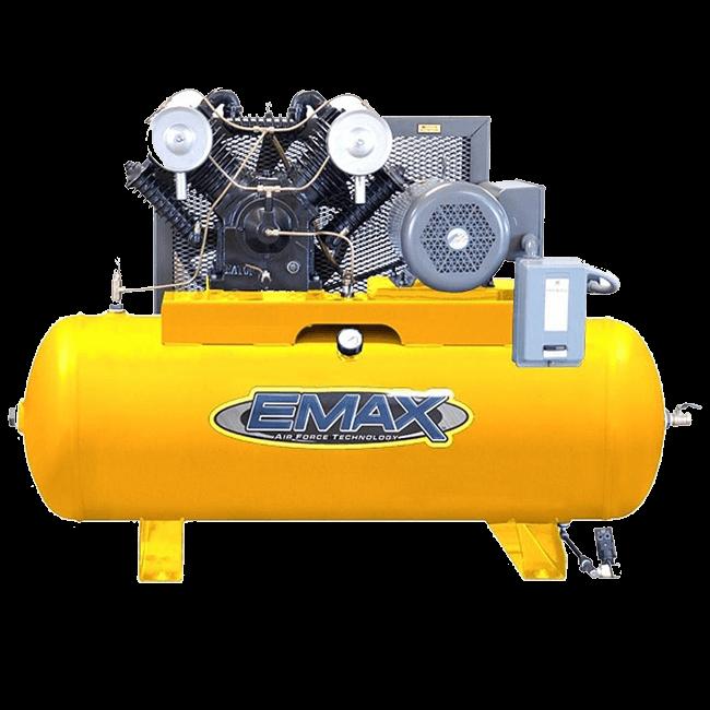 Emax 3 Hp 200 Ltr Garage Air Compressor