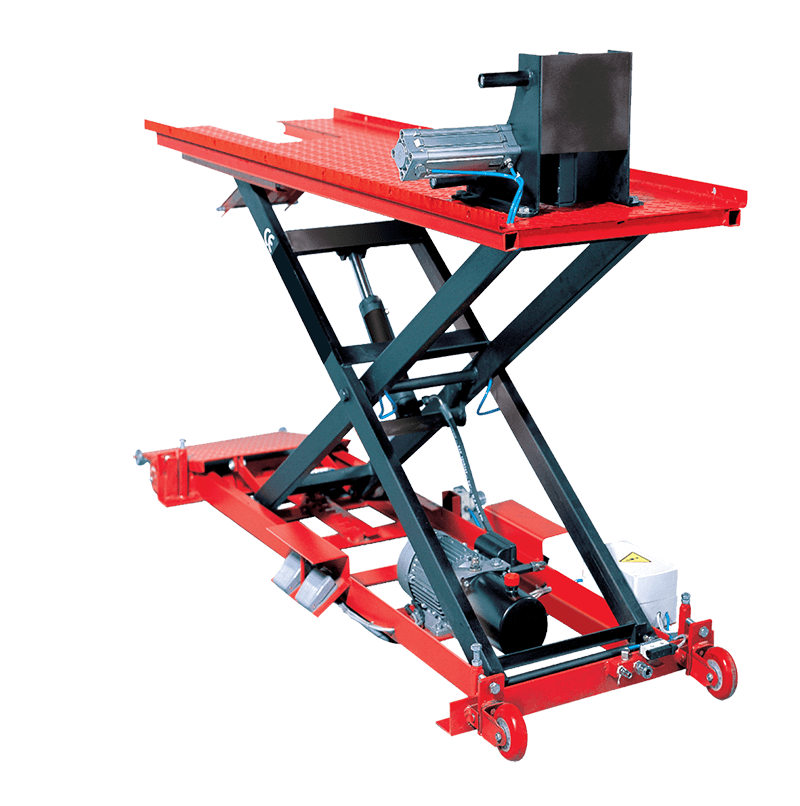 M01 300 kg Motorcycle Scissor Lift